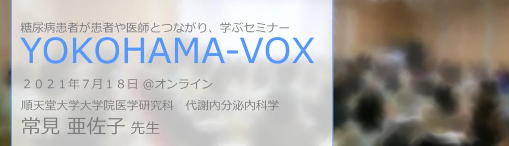 第29回 YOKOHAMA VOX